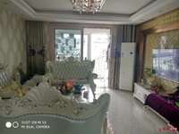 毛坯价出售东北新城高端小区精装套间,黄金楼层,126平三室两厅两卫,拎包入住